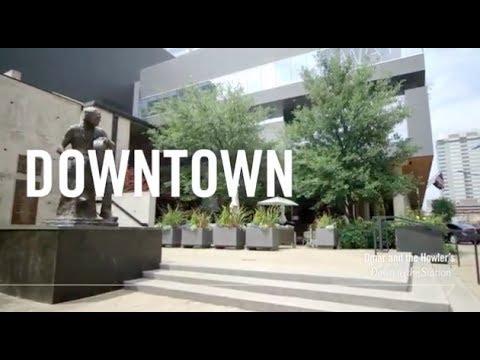 Austin Entertainment Districts
