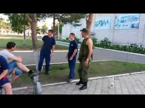 Как Дагестанцы проводят время  в армии