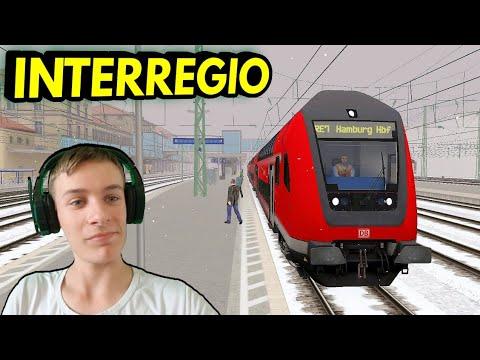 INTERREGIO FAHREN! (Regensburg Hbf) | Train Simulator 2021 Deutsch/ German |