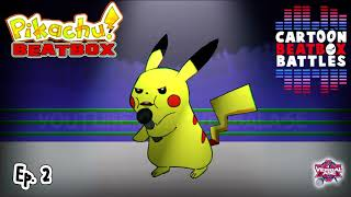 Pikachu Beatbox Solo - Cartoon Beatbox Battles