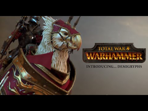 Total War: WARHAMMER - Introducing... Demigryphs [ESRB]