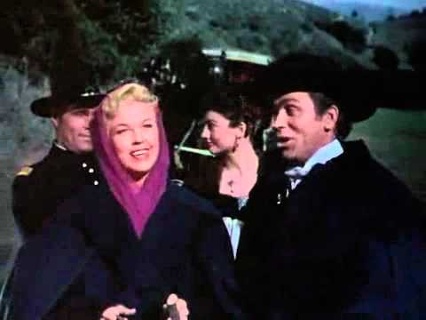 Doris Day in Calamity Jane - Black Hills of Dakota and Lyrics