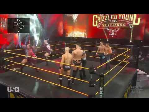 Download Grizzled Young Veterans vs Imperium vs Ever-Rise (Full Match)