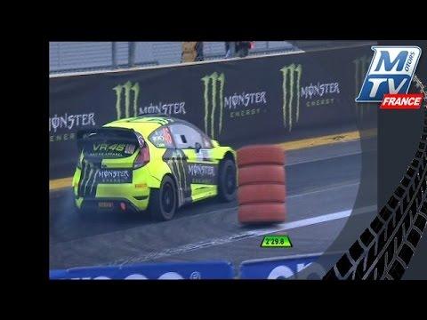 Monza Rally Show : Valentino Rossi Battu En Demi-finale Du Masters Show