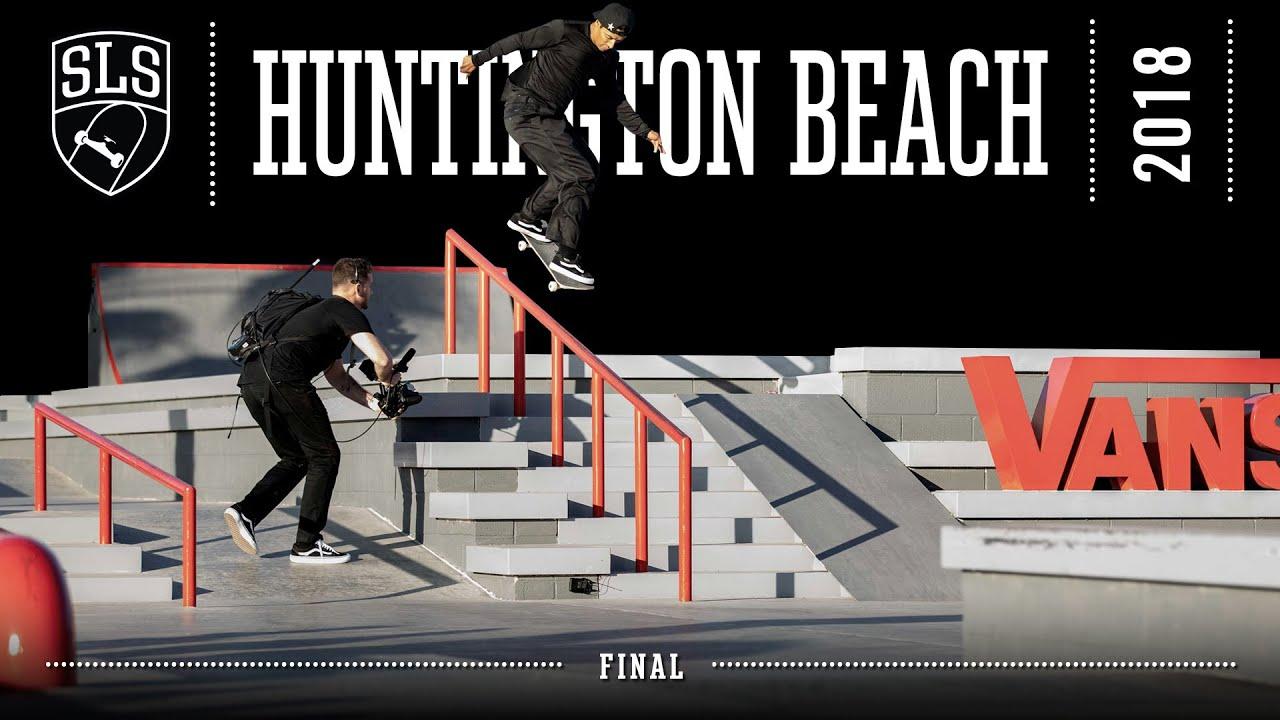 2018 SLS Huntington Beach Final