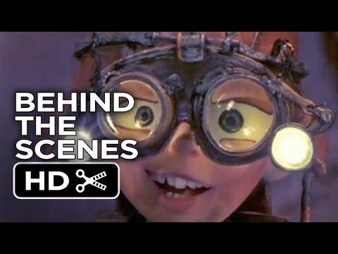 Boxtrolls Behind the Scenes - Instagram Inside Look (2014) Simon Pegg, Tracy Morgan Movie HD