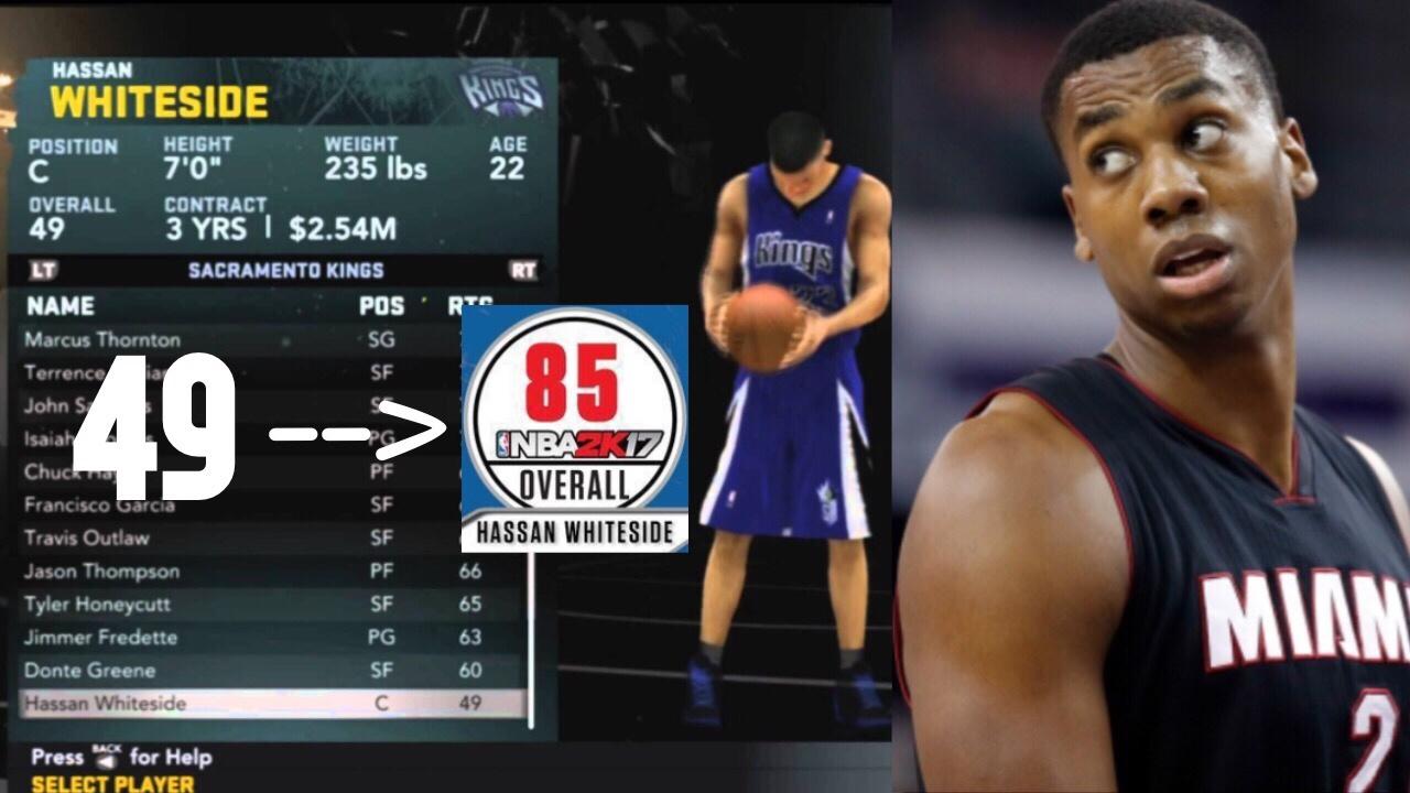 NBA Highest 2k Rating Increases - YouTube