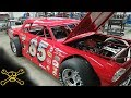 Hamke Late Model Chassis 1964 Chevy Nova Race Car UPDATE
