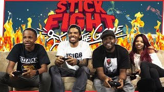 THE CRAZIEST COMEBACK IN STICK FIGHT HISTORY! - Stick Fight Gameplay