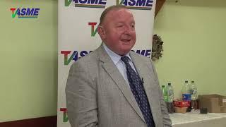 Pan Donald Tusk nie wróci do polskiej polityki, chyba że nasza złota Pani... - S. Michalkiewicz