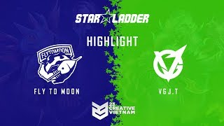 Highlight Starladder ImbaTV 2018 | VGJ.T vs Flytomoon - Bo 3
