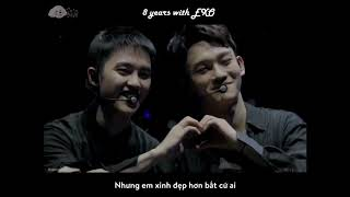 FMV 8 YEARS WITH EXO - EXO's 8th ANNIVERSARY