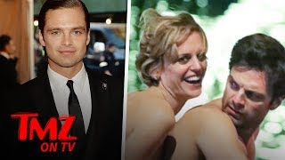 'Avengers' Star Takes Naked Scooter Ride During Movie Shoot | TMZ TV