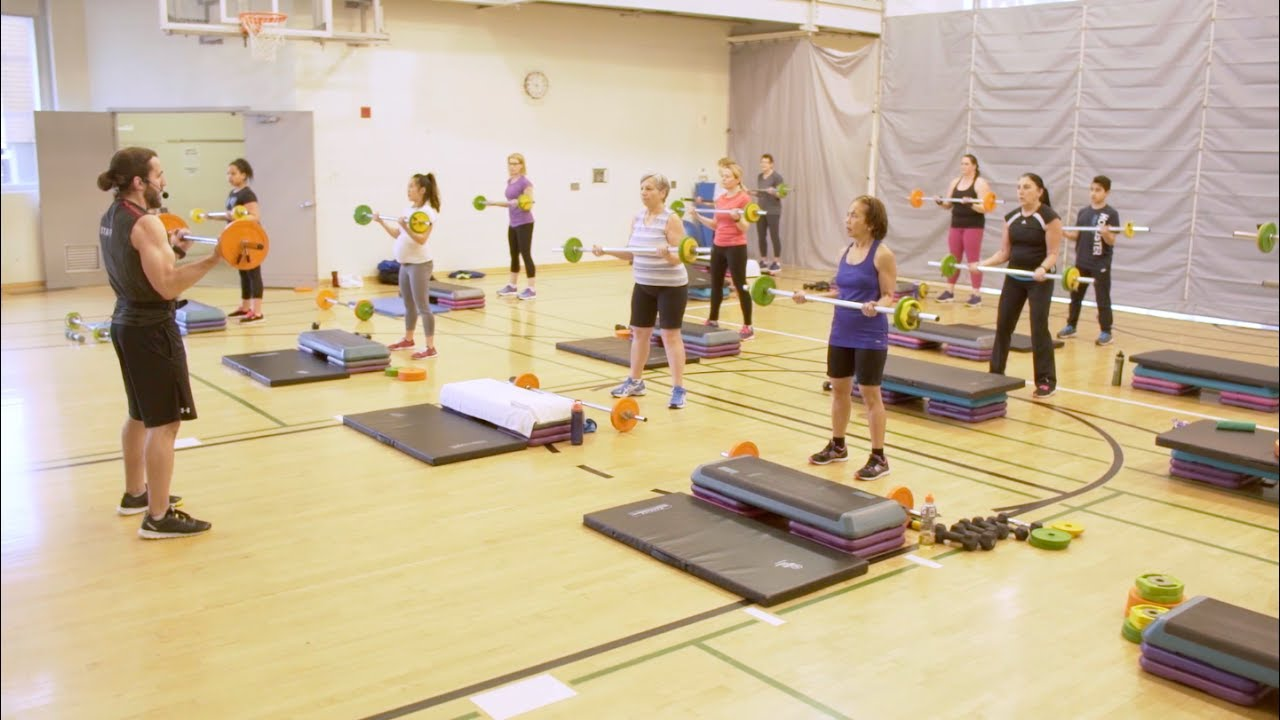Group Fitness Classes | YMCA of Greater Toronto