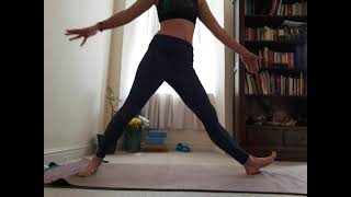 BODY PROPORTION IN YOGA PRACTISE
