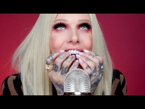 Jeffree Star ASMR | Teeth Tapping for 5 Minutes Straight thumbnail