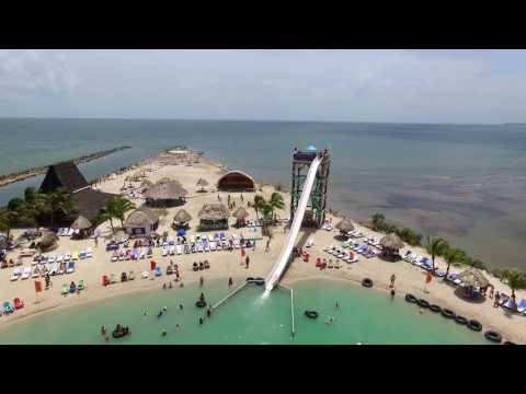 Personal: Kukumba Beach, Old Belize City, Belize. (HD)