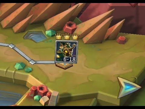 Lords Mobile - Capítulo 6-18