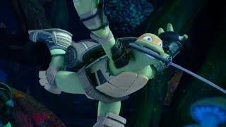 MIKEY GETS THE SWORD - Teenage Mutant Ninja Turtles Legends
