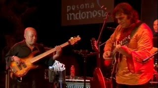 EastMania @ Bali World Music Festival 2015 - concert extracts