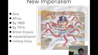 16A: New Imperialism-Intro to New Imperialism