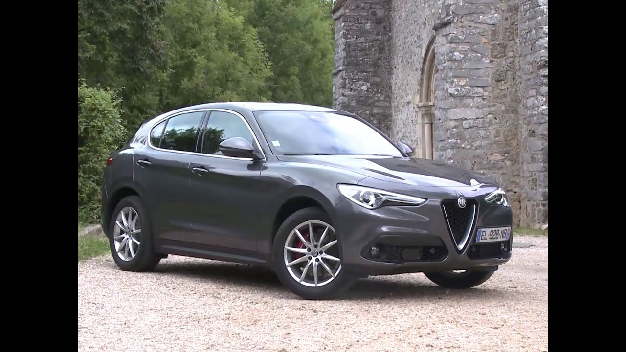 essai alfa romeo stelvio 2 2 diesel 210 super 2017 youtube. Black Bedroom Furniture Sets. Home Design Ideas