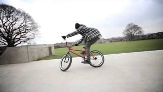 Mafia bikes - how to 180 with sponsored rider Michael Jordan AKA MJ