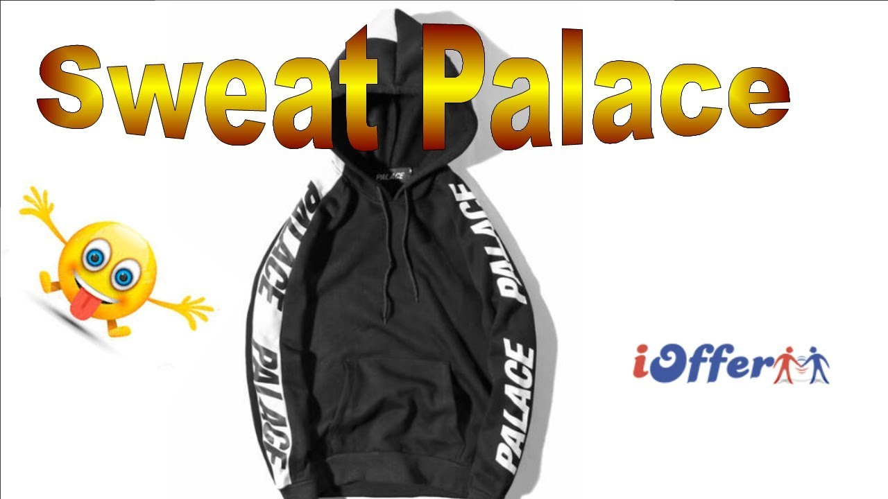 6604d5839eb6c UNBOXING- iOFFER - Sweat Palace - YouTube