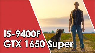 i5-9400F + GTX 1650 Super // Test in 10 Games
