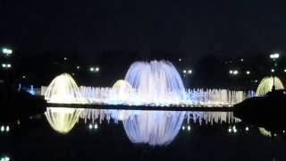 Tsaritsyno fountain Moscow