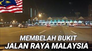 LUAS NYA JALAN RAYA MALAYSIA |tips mendapatkan sim driving licence|