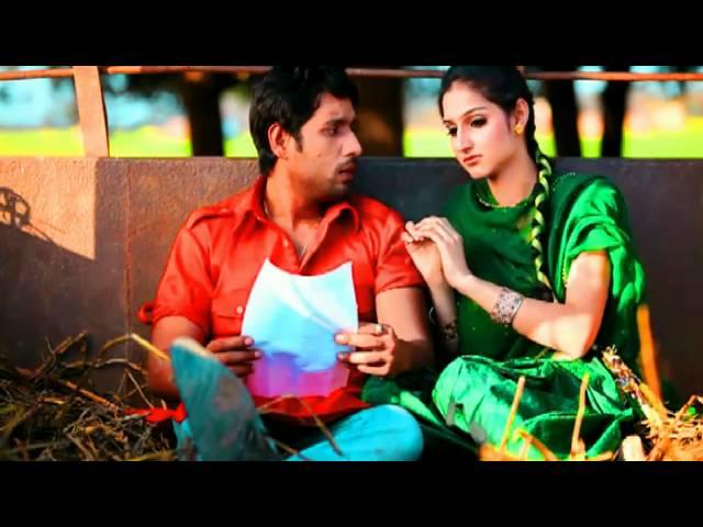 Geeta Zaildar - Ranjhe Official Video HD 720p