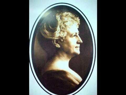 Teresa Carreño - Himno a Bolivar (Version cuarteto de cuerdas y piano)