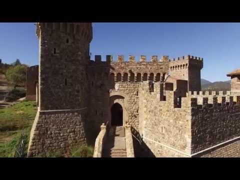 Dario Sattui: The Inspiration And Passion Behind The Building Of Castello Di Amorosa