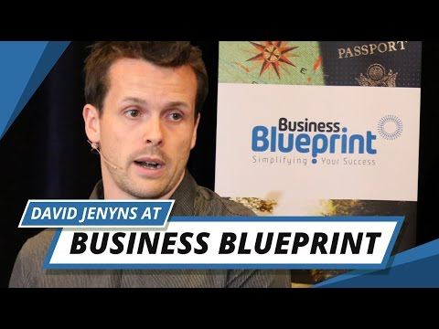 David Jenyns @ Dale Beaumont's Business Blueprint