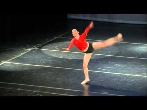 """""""Fire"""" Modern Dance solo"""