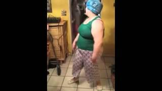 танец толстушки