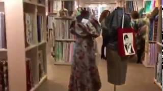 видео Магазины рукоделия на Бауманской