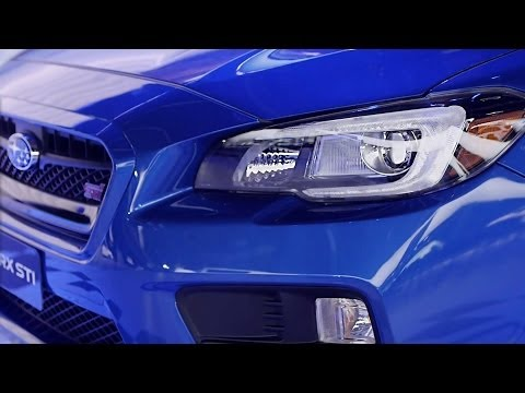 WRX STI: 2014 North American International Auto Show