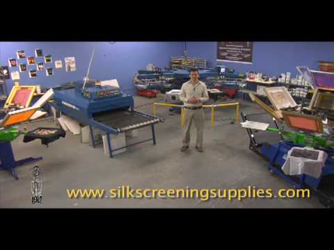 Ryonet Screen Printing Classes Screen Printing School California, Washington, Arkansas