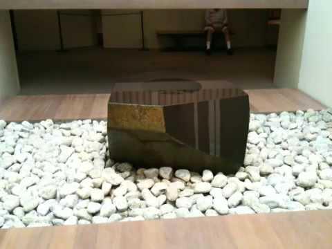 Isamu Noguchi, Water Stone