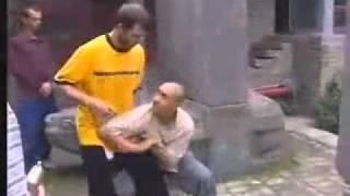 shaolin monk street fight skills