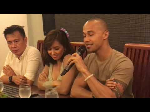 Roxanne Barcelo and BF Will Devaughn describe their characters in I Found My Heart in Santa Fe