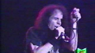 Black Sabbath: Heaven And Hell [en vivo Italia