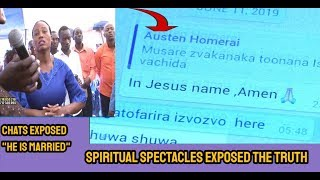 He is Married -  Spiritual Spectacles exposed the truth