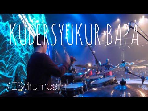 Echa Soemantri - Kubersyukur Bapa (Symphony Worship) #ESdrumcam