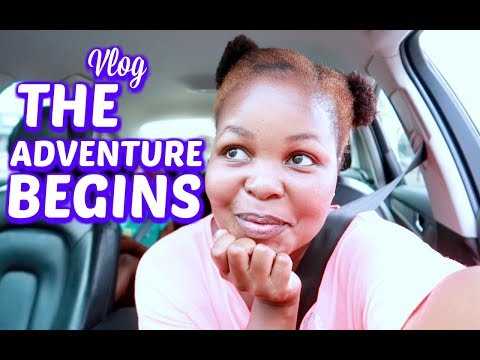Enroute to Botswana - Road Trip Day 1 || Mommy and Baby Approved || SA Vlogger
