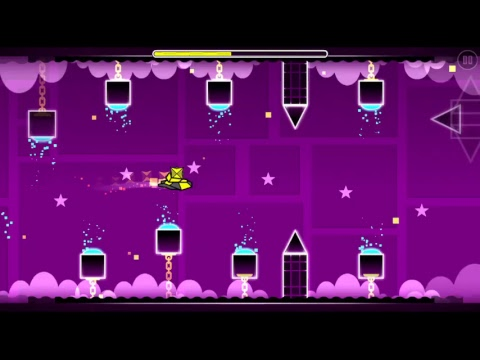 Watch me play Geometry Dash World via Omlet Arcade!