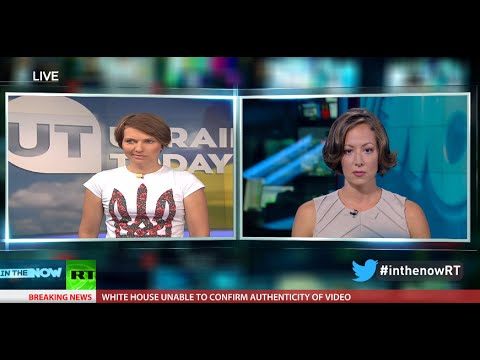 Russia Today offers dialogue, Ukraine Today shuts the door
