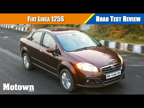 New Fiat Linea 125S Road Test Review